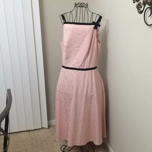 Maggy London pink dress size 12